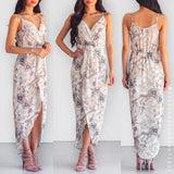 The Perfect Life Dress - White Print