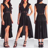 Reckless Love Dress - Black