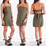 Rain In My Heart Dress - Khaki