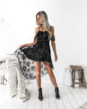 Pre-Order: Kensington Dress - Black
