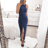 Pursuit Of Happiness Dress - Blue