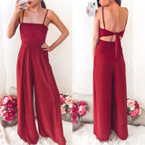 Seek The Truth Jumpsuit - Maroon