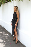 Polly Maxi Dress - Black