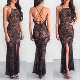 Dress To Kill Maxi - Black