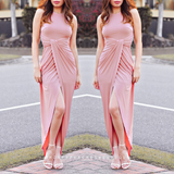 Pursuit Of Happiness Dress - Dusty Pink