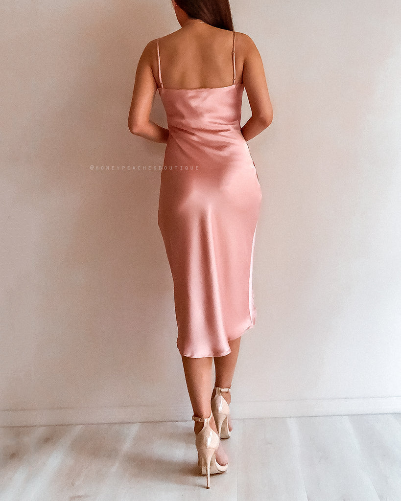 Adalee Dress - Pink