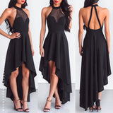 From This Moment Dress - Black
