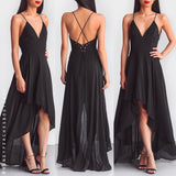 Closer To You Maxi Dress - Black