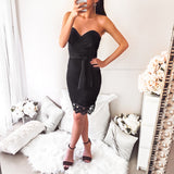 Perfect Duet Multi Way Dress - Black