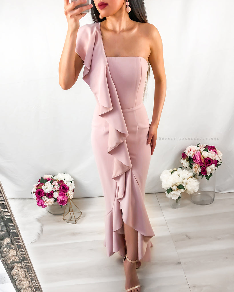 Valentino Gown - Pink