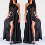 Loving You Is Easy Maxi Dress - Black