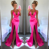Athena Gown by Jadore - Pink