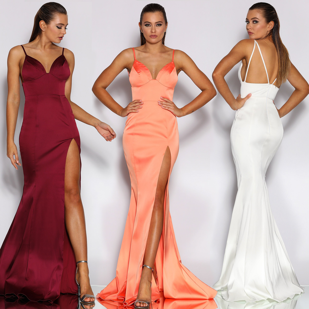 Made To Order: Imani Gown by Jadore