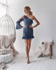 Indiana Dress - Steel Blue
