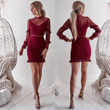 Pre-Order: Isla Dress - Red