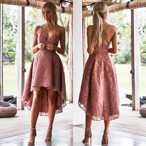 Morgan Dress - Light Pink