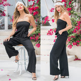 Natalie Jumpsuit - Black