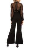 Oliver Pantsuit by Georgy Collection - Black