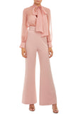 Oliver Pantsuit by Georgy Collection - Pink