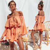 Roam Playsuit - Melon