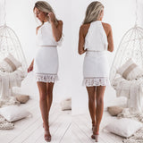 Shayne Dress - White
