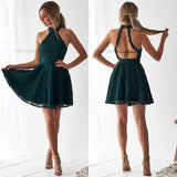 Spence Dress - Emerald Green