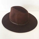 Cody Hat - Brown
