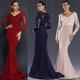 Made To Order: Francesca Lace Gown by Jadore