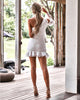 Pre-Order: Indiana Dress - White