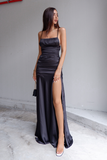 Siobhan Maxi Dress - Black