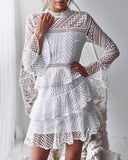 Valerie Dress - White