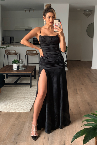 Lindsey Dress - Black