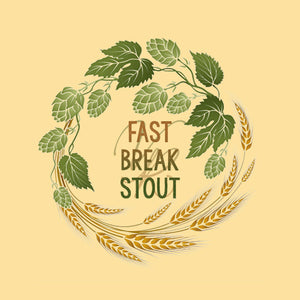 Fast Break Stout Perfume Oil