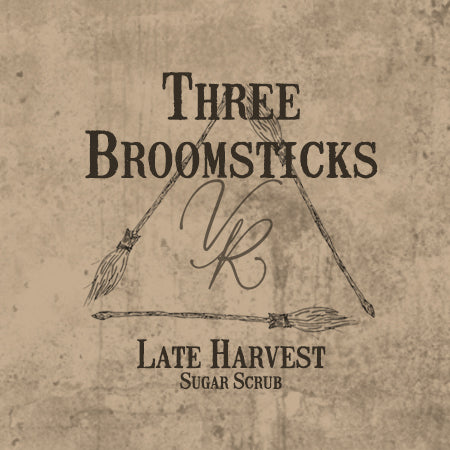 Late Harvest Sugar Scrub - Three Broomsticks Collection