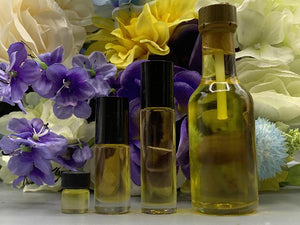 Old Fashioned Perfume Oil