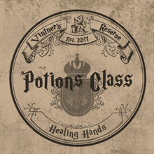Load image into Gallery viewer, Healing Hands Sanitizer - Potions Class Collection
