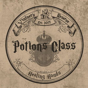 Healing Hands Sanitizer - Potions Class Collection