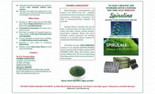 Load image into Gallery viewer, Alvit Spirulina Capsules