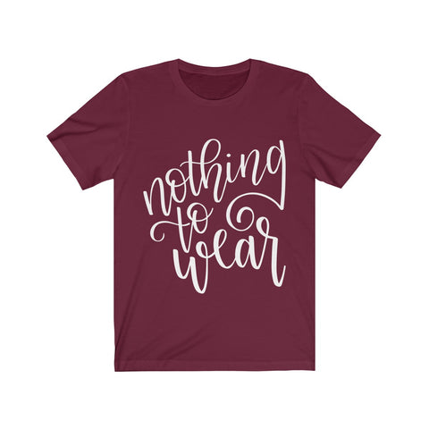 Funny Shirts | Nothing to Wear