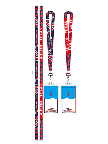 Exclusive COTA Lanyard