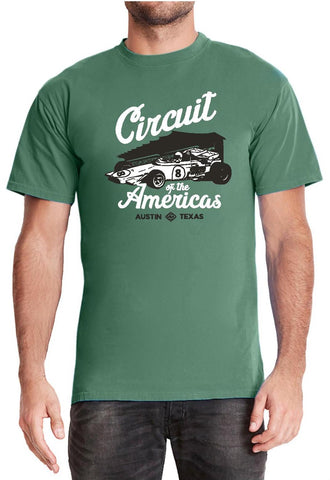 Vintage Car COTA T-shirt