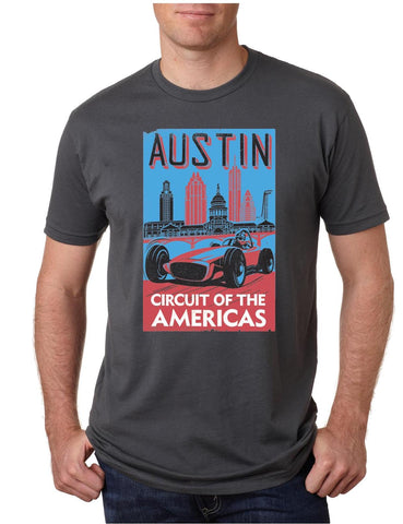 Austin Bridge T-shirt