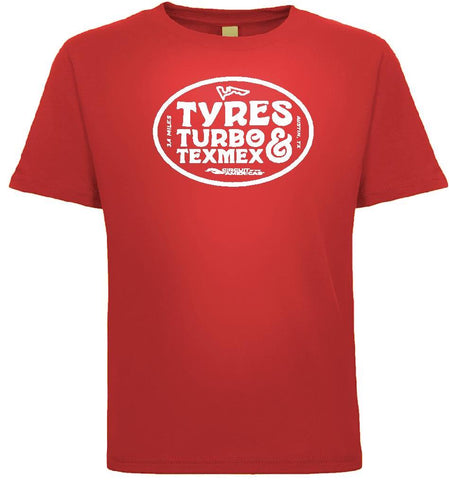 Toddler Tyres Turbo TexMex T-shirt
