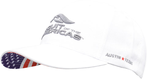 White COTA Hat