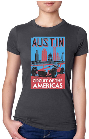 Women's Austin Bridge T-shirt