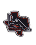 Texas COTA Pin