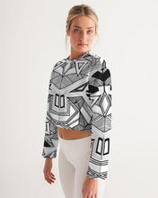 Load image into Gallery viewer, Craglines Shift Women's Cropped Sweatshirt
