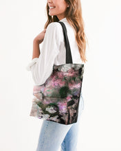 Load image into Gallery viewer, Chalkwater Crush Canvas Zip Tote