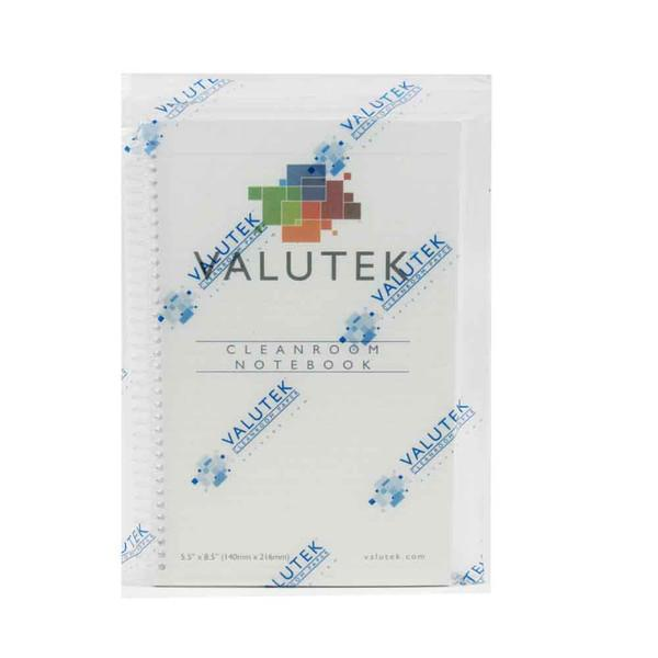 Cleanroom Notebook, 50 Sheets, available in many sizes