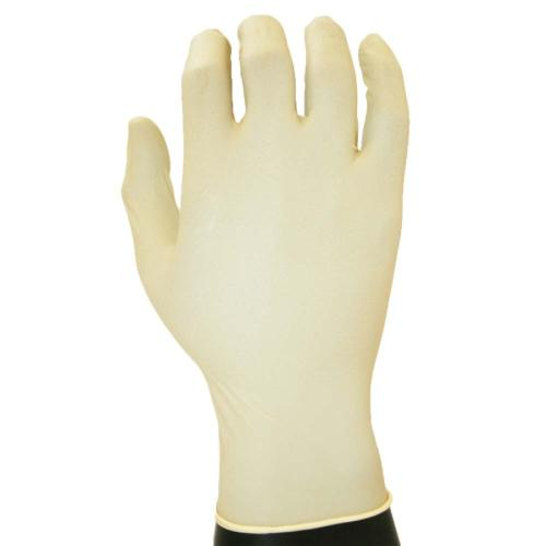 "Latex Glove Powder Free Bagged 9"" Cuff 